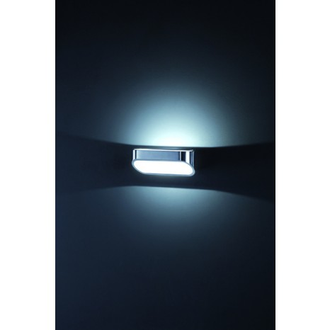 Onno, LED, IP20, 2-flammig metallisch