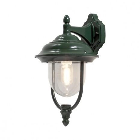 Parma, E27, IP43, dimmbar, grün