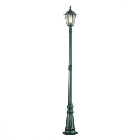 Firenze, 1-flammig, Höhe 210 cm, grün