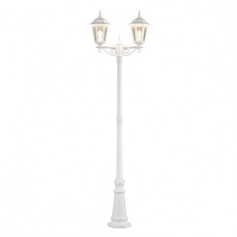 Firenze, 2-flammig, Höhe 220 cm, weiß