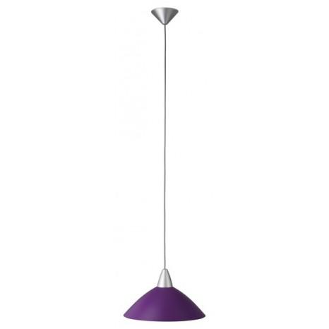Logo, violet