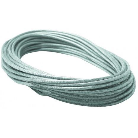 Wire System Light&Easy Sicherheits-Spannseil isoliert 12m 2,5qmm