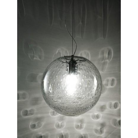 Bolle Pl, Ø 25 cm, Max 12M, Transparent, E27, Zentraler Anschluss