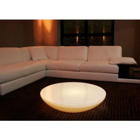 Lounge Variation Indoor, E27, Höhe 18 cm, Ø 84 cm, inkl Glasplatte