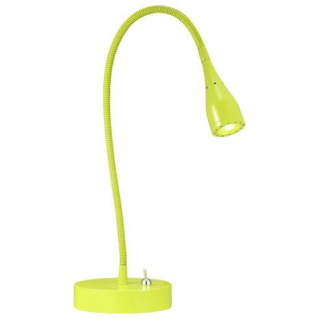 Mento Höhe 39 cm grün 1-flammig rund