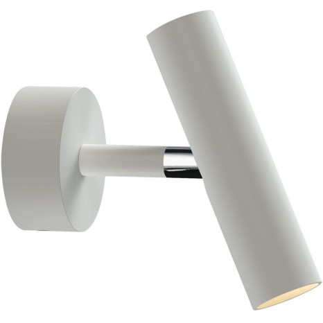 Mib 3, 1-flammig, Weiß