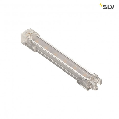 DELF D, Lichtbalken, 6 LED, 3000K, L/B 10,5/1,5 cm, 24V