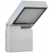 Wandleuchte Nr. 0111 Farbe: silber, mit 1 x LED 16 W