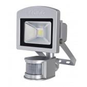 LED-Strahler mIR Dahlem 10SCI, 10W, 6500K, silber
