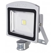 LED-Strahler mIR Dahlem 30SCI, 30W, 6500K, silber
