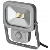Slim LED-Strahler L DN 2810 FL PIR IP54 10W 950lm EEK A+