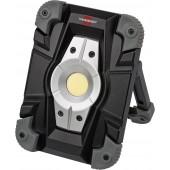 Akku LED-Arbeitsstrahler 10 W IP54 mit USB