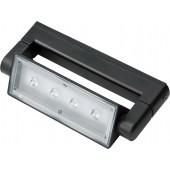 LED-Wandleuchte L PN 403 IP54 12W 830lm EEK A+