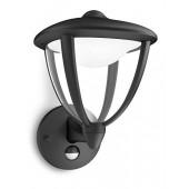 Robin IR, LED, Bewegungsmelder, Schwarz