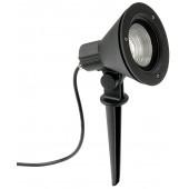 Spießstrahler Nr. 2356 Farbe: schwarz, mit 1 x LED 16 W, 2240 lm, 3000 K