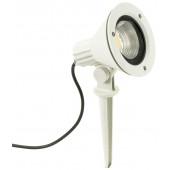 Spießstrahler Nr. 2356 Farbe: weiß, mit 1 x LED 16 W, 2240 lm, 3000 K