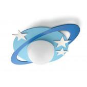 Cronos, E27, IP20, blau