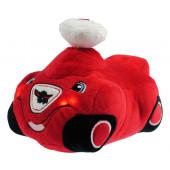 Bobby Car Länge 30 cm rot 1-flammig quaderförmig