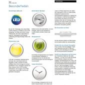 Dyna LED, mit Schnur-Schalter, 270lm