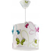 Butterfly, Ø 26,5 cm, bunt
