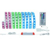 Function MaxLED RGB Basisset 3m 40W 230/24V 60VA Silber