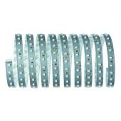Function MaxLED 500 Basisset 3m Warmweiß 20W 230/24V 36VA Silber