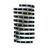 Function YourLED Stripe 3m RGB 17,8W 12V DC Schwarz Kunststoff