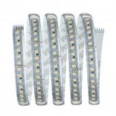Function MaxLED 1000 Basisset 1,5m Warmweiß 20W 230/24V 60VA Silber Kst
