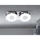 Space, 2-flammig, inkl LED