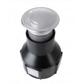 Smart S Ø 5,5 cm schwarz 1-flammig zylinderförmig