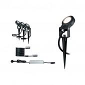 Plug & Shine Spot Sting, LED, IP67, 3er-Set
