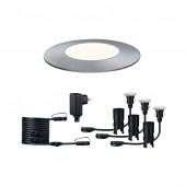 Outdoor Plug & Shine Floor Mini Set IP65 4000K 3x