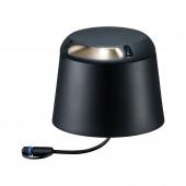 Plug & Shine Ø 19,3 cm anthrazit 1-flammig rund