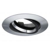 2Easy Spot-Set Premium 3er-Set Ø 8,5 cm metallisch 1-flammig rund