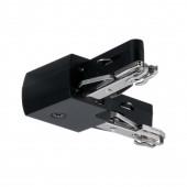 URail L-Verbinder Breite 6,2 cm schwarz eckig