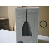 Nexus 10 Ø 10 cm grau 1-flammig rund B-Ware