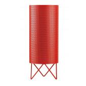 Pedrera H2O Ø 13 cm rot 1-flammig zylinderförmig