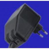 Stecker Transformator schwarz eckig