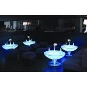 Lounge 45 LED Pro Accu, Farbwechsel, Höhe 45 cm, Fernbedienung