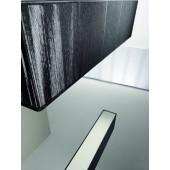 Clavius SP Claviu E27, 3 x E27, 100 x 15 cm, schwarz