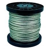 Wire System Light&Easy Sicherheits-Spannseil isoliert 100m 4qmm