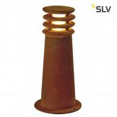 Rusty Höhe 40 cm rostfarben 1-flammig rund