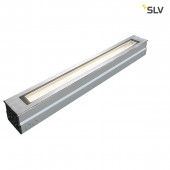 Dasar Länge 100 cm metallisch 1-flammig rechteckig