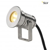 DASAR Projector LED PRO, Edelstahl 316, 7W, 3000K, 12V-24V