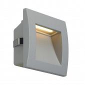 Downunder Out LED S 9 x 9 cm grau 1-flammig quadratisch