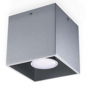 QUAD 1 Plafond Grau
