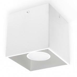 QUAD 1 Plafond Weiß