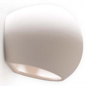 Globe Höhe 18 cm weiß 1-flammig kugelförmig