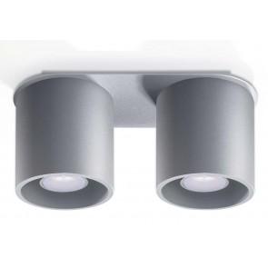 ORBIS 2 Plafond Grau