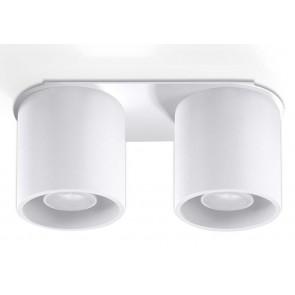 ORBIS 2 Plafond Weiß